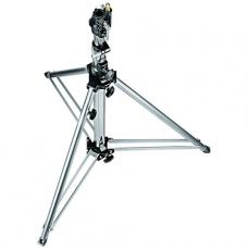 Manfrotto 070CSU Follow Spot Stand (Chrome-plated, 4.8')