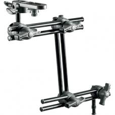 Manfrotto 396B-3 Double Articulated Arm - 3 Sections With Camera Bracket