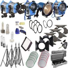 ARRI Softbank IV Plus 5 Light Kit (230V AC) L0.76599.S