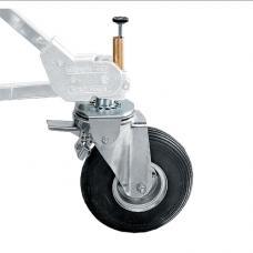 Avenger B9000P Pneumatic Wheel Set for Strato Safe Cinema Lighting Stand