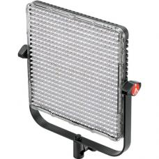 Manfrotto MLS1x1FT (MLS-1x1FT) Spectra 1x1 Bi-Colour S-LED Flood Light, 5600K to 3200K, 1700 Lux at 1-Metre