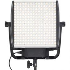 Litepanels Astra 1x1 E LED Daylight Light including Manual Yoke, Power Supply, US and EU Power Cables (p/n 935-4001)