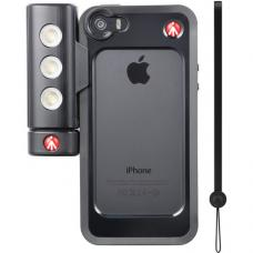 Manfrotto KLYP+ Case and SMT Light for iPhone 5/5s MKLKLYP5S