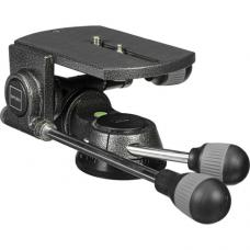 Gitzo G-1570M Rationnelle Magnesium 3-Way Pan/Tilt Head - Supports 22.00 lb (9.98 kg)