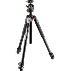 Manfrotto MK055XPRO3-BHQ2 Aluminum Tripod with XPRO Ball Head and 200PL QR Plate