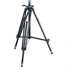 Manfrotto 028B Triman Camera Tripod with Geared Center Column