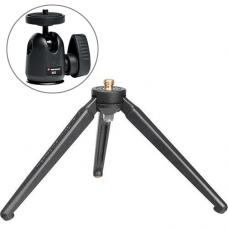 Manfrotto 209 Tabletop Tripod with 492 Micro Ball Head Kit 209,492