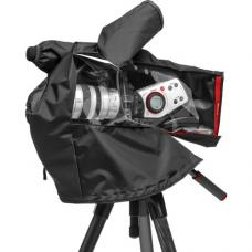 Manfrotto RC-12 Pro Light Video Camera Raincover for Small to Medium-Size Camcorder / DSLR Rig (Black) MB PL-CRC-12