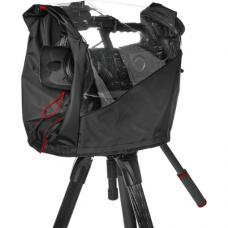 Manfrotto CRC-15 Pro Light Video Camera Raincover for Small Camcorder / DSLR Rig (Black) MB PL-CRC-15