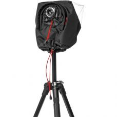 Manfrotto CRC-17 Pro Light Video Camera Raincover for Palm-Sized Camcorder (Black) MB PL-CRC-17