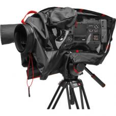 Manfrotto RC-1 Pro Light Video Camera Raincover for Full Size Camcorder / DSLR Rig (Black) MB PL-RC-1