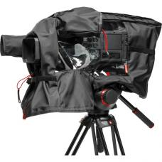 Manfrotto RC-10 Pro Light Video Camera Raincover for Medium-Size Camcorder / DSLR Rig (Black) MB PL-RC-10