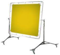 Gold Dayflector 6' x 6'