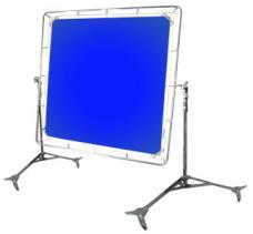 Chromakey Blue 6' x 6'