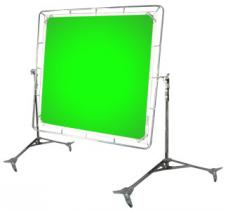 Chromakey Green 6' x 6'