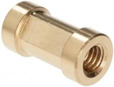 Manfrotto 119 Short (16mm) Adapter Spigot with 1/4 inch - 20 & 3/8 inch Female Threads