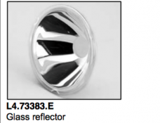 L4.73383.E Glass reflector  Arrilux 125