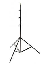 4 Section Air Cush Stand, Metal Collars Min 85cm Max 3.1m   LL LS1159
