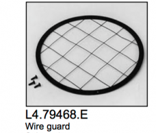 L4.79468.E Wire guard  ARRI 650 plus  Compact 200