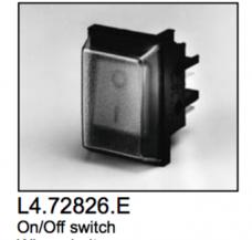 On/Off switch ARRI L4.72826.E