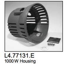 L4.77131.E Housing  Arrilite 1000