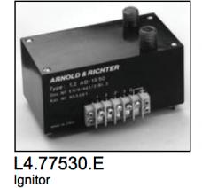 Ignitor ARRISUN 12 COMPACT 1200 ARRI X 12 L4.77530.E