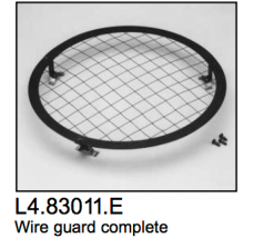 L4.83011.E Wire guard cpl.  ARRI 5000  Studio 2000  Compact 2500