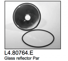 L4.80764.E Glass reflector Par  Arrilux 400