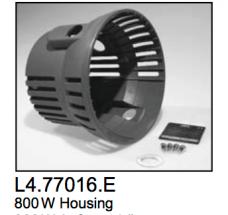L4.77016.E Housing  Arrilite 800W