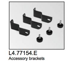 L4.77154.E Accessory brackets (3 pcs)  Arrilite 2000