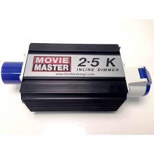 2.5K Inline Dimmer Movie Master