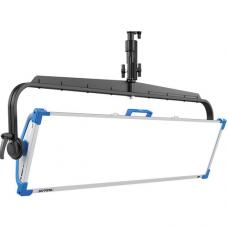 ARRI SkyPanel S120-C LED Softlight (Blue/Silver, Manual Yoke)