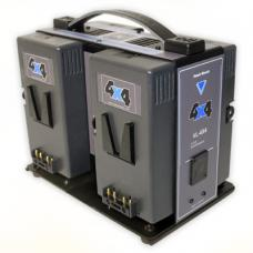Hawk-Woods VL-4X4 - 4-Channel V-lok Fast Charger Simultaneous