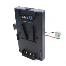 V-Lok Camera Fitting- Blackmagic URSA 1x Power-con Hawk-Woods VL-CA9E NEW