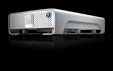 G-Technology G-DRIVE With Thunderbolt & USB3