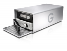 G-Technology G-RAID Removable Thunderbolt 3 & USB-C 3.1G2