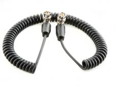 SHAPE 20 Inch Coiled BNC Cable